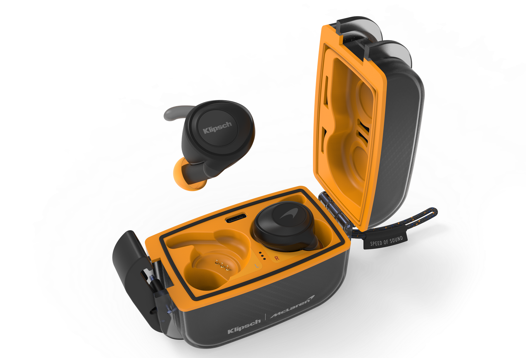 Klipsch's next true wireless earbuds will include AI and gesture controls