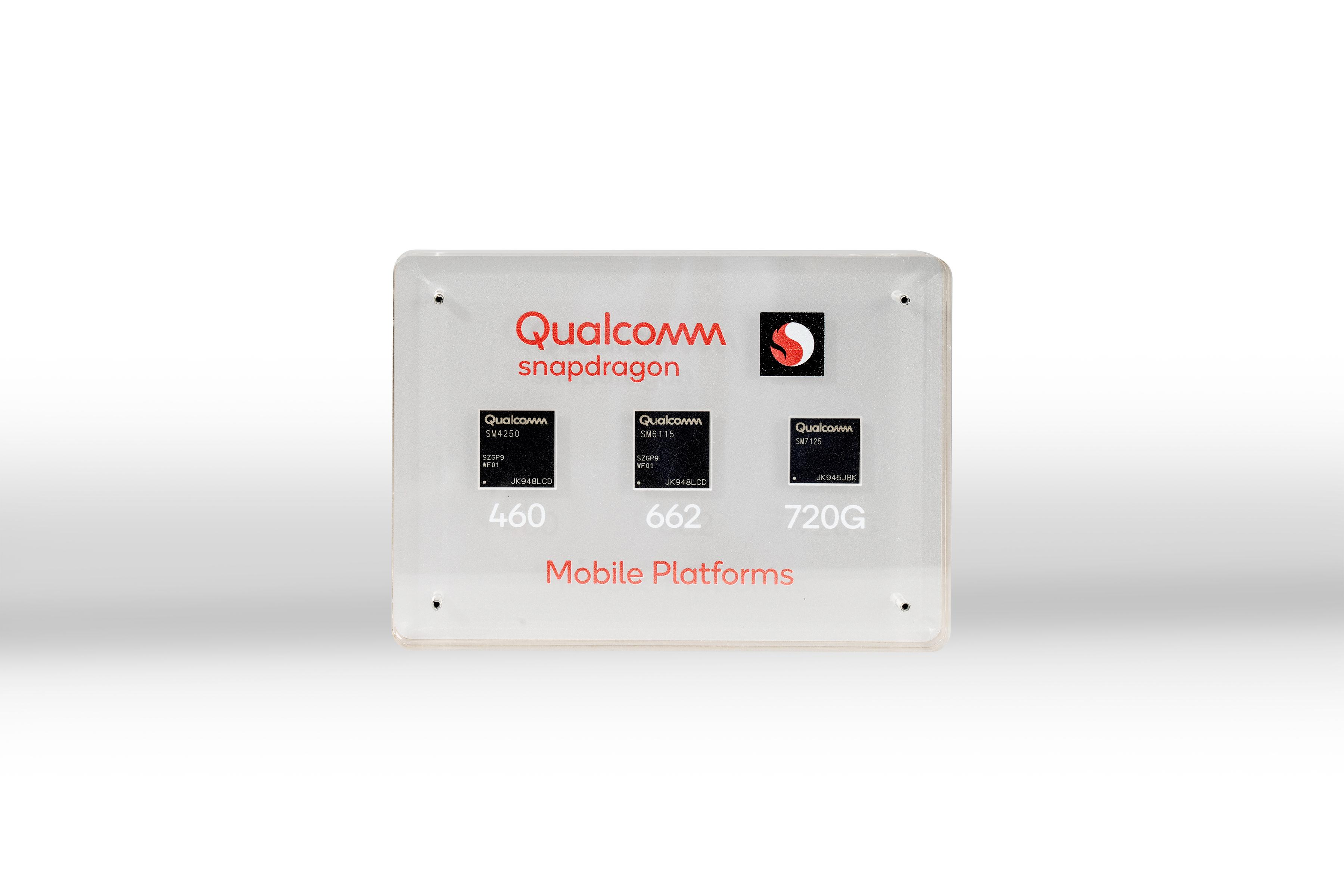 New 4G Qualcomm Snapdragon chipsets will make cheap phones the best they can be in 2020