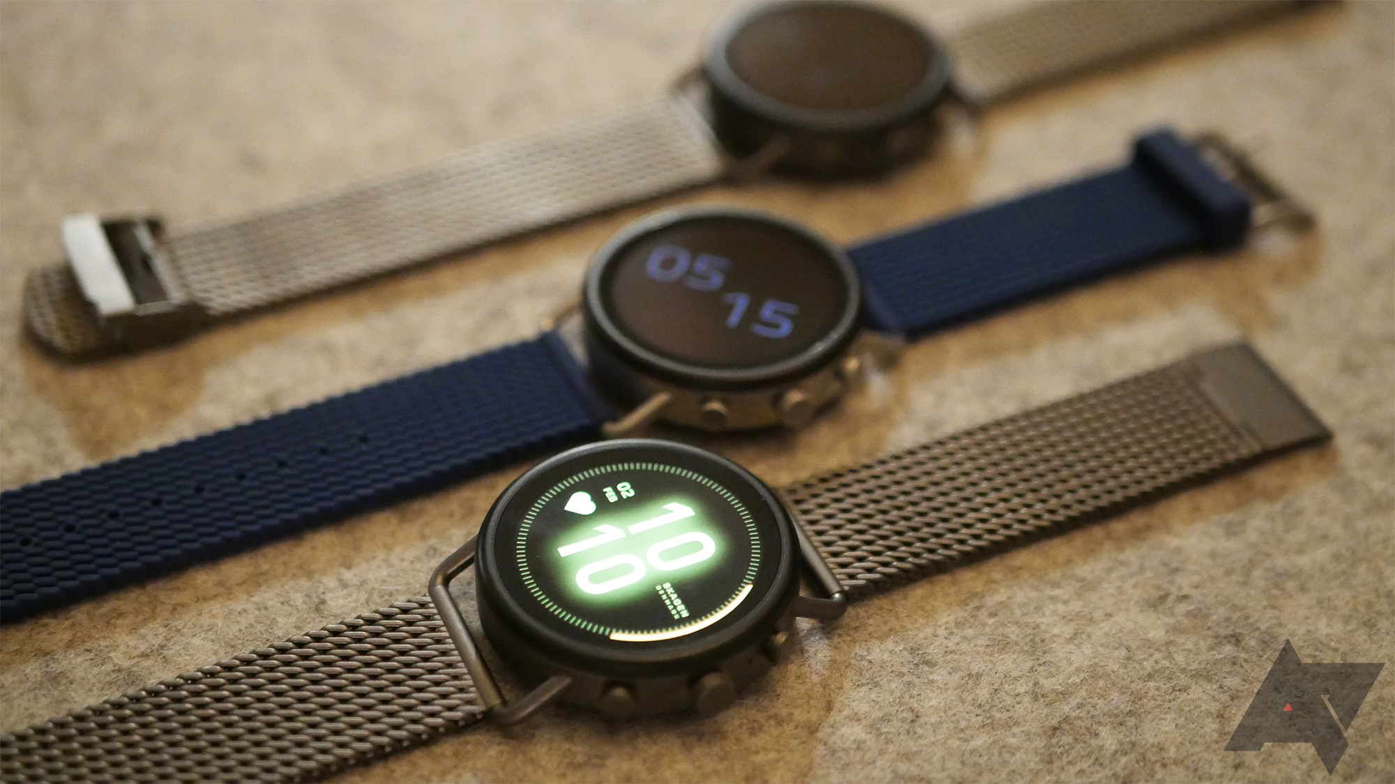 All the new Wear OS watches from CES 2020