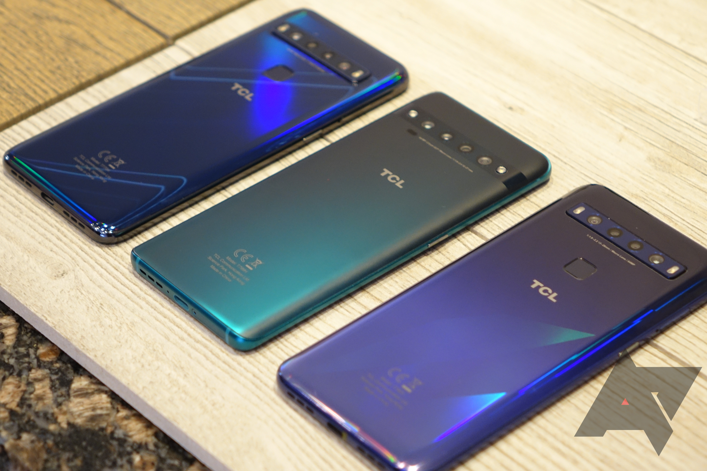 TCL gets serious about its smartphones in CES 2020