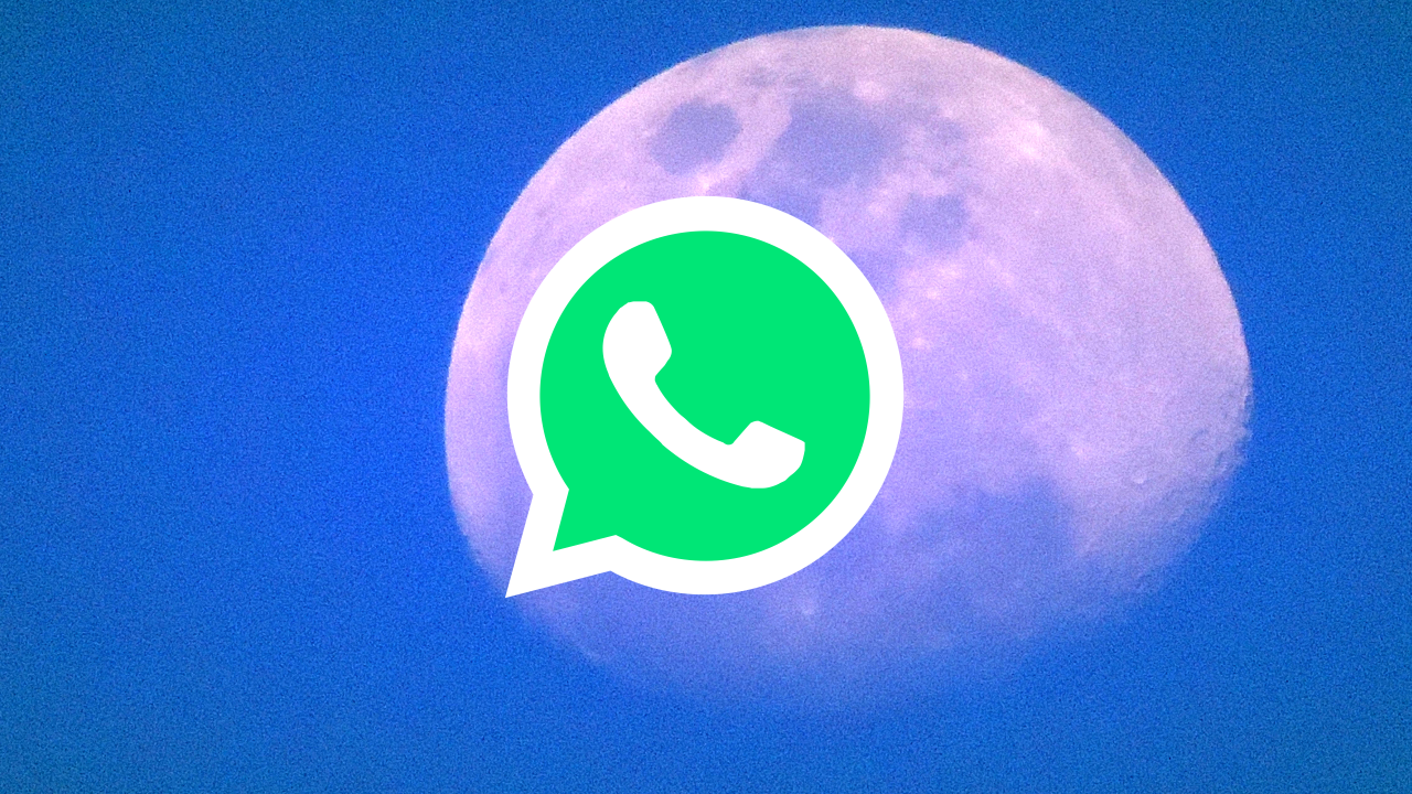 Latest WhatsApp beta finally brings dark mode