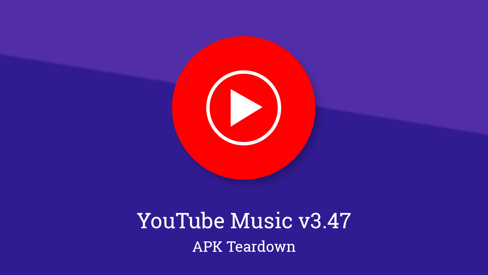 Youtube Music V3 47 Prepares Reorganized Library Tab Apk Teardown