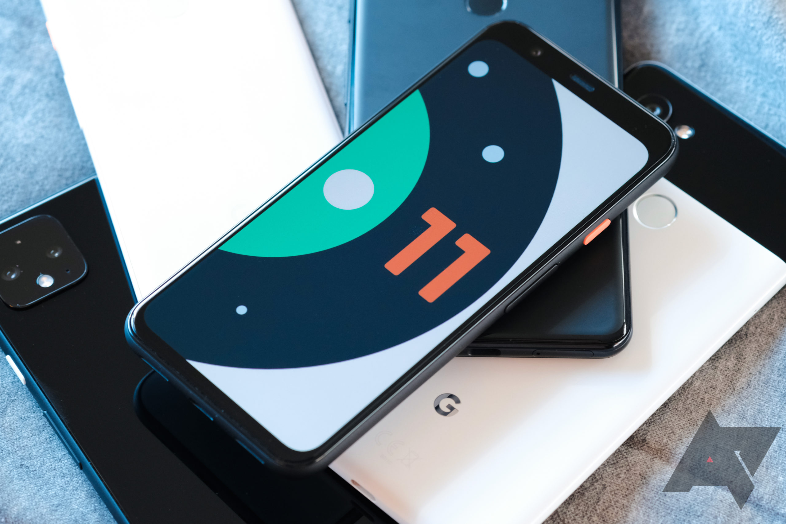 List of smartphones compatible with Android 11