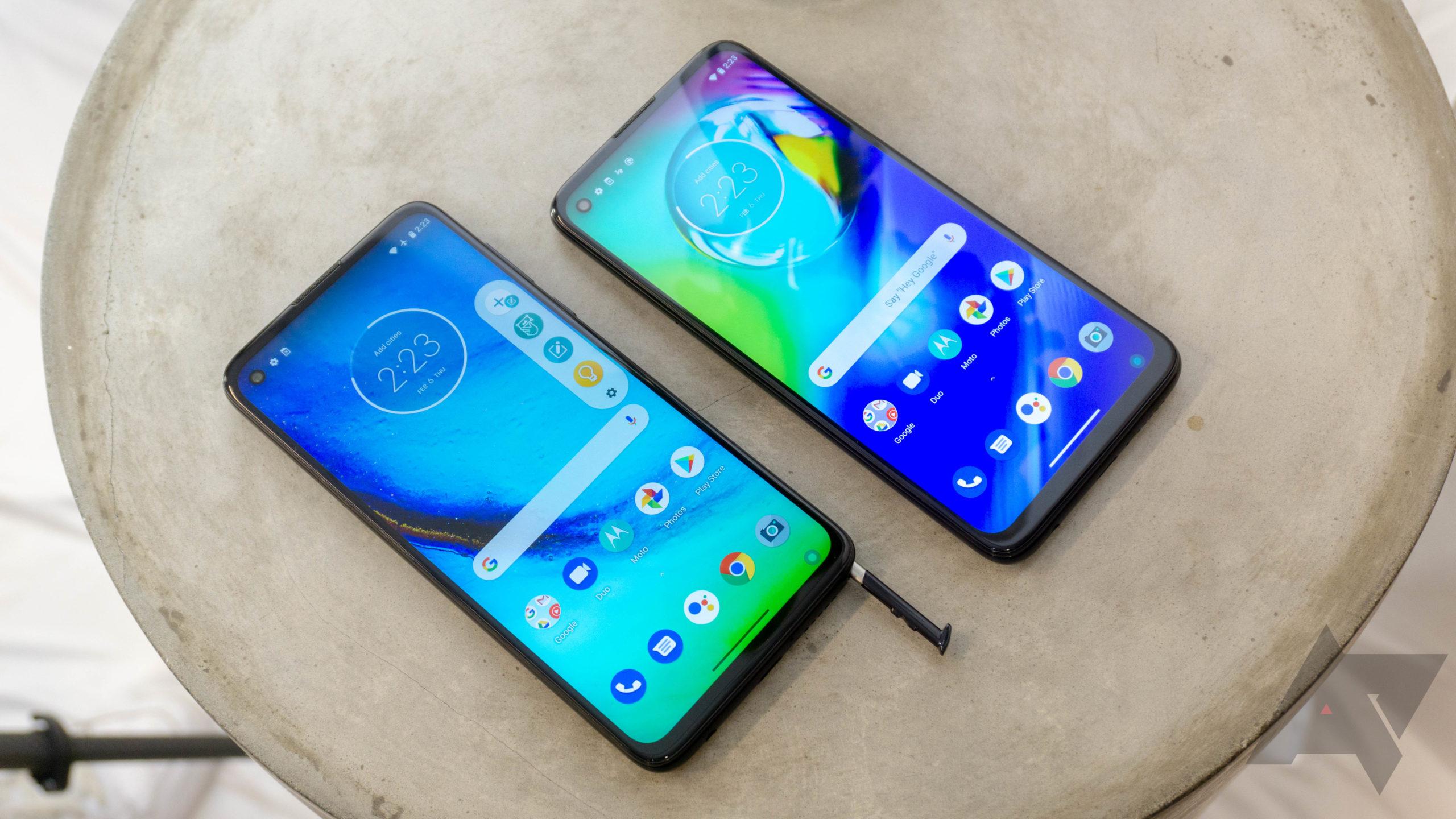 Hands On Motorola Unveils The Moto G Power And Moto G