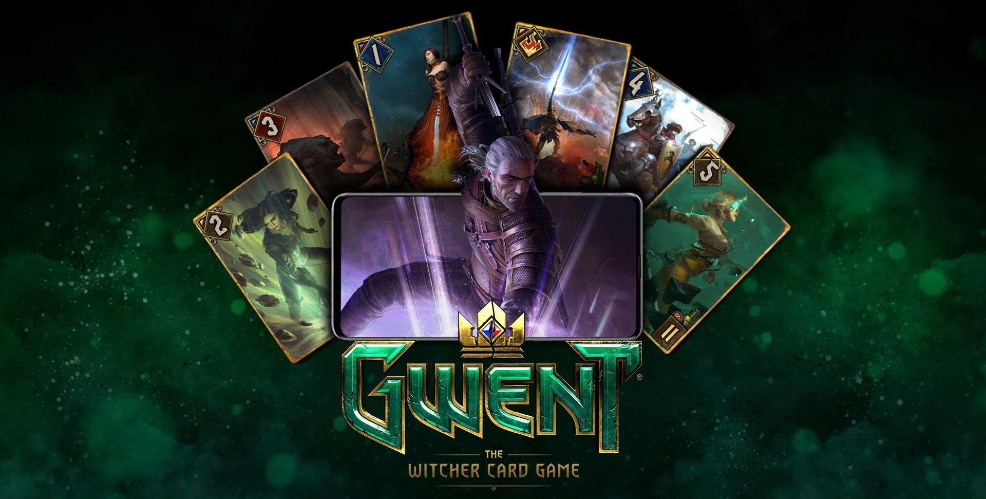 GWENT: The Witcher Card Game is now available for Android