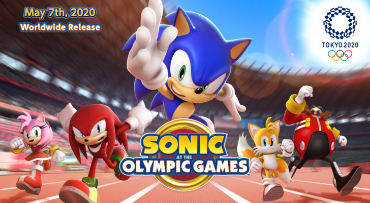 Sonic at the Olympic Games – Tokyo 2020 now available for pre-reg, official release May 7