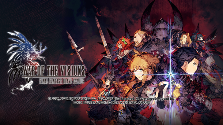 War of the Visions: Final Fantasy Brave Exvius now available for pre-registration