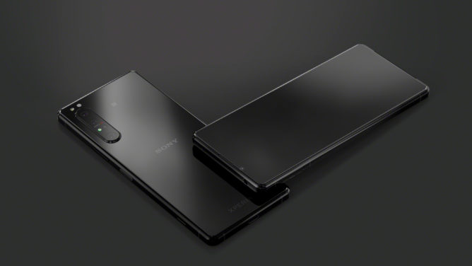 Sony unveils 5G flagship Xperia 1 II and mid-range Xperia 10 II (Update: Xperia Pro with HDMI input) - Android Police