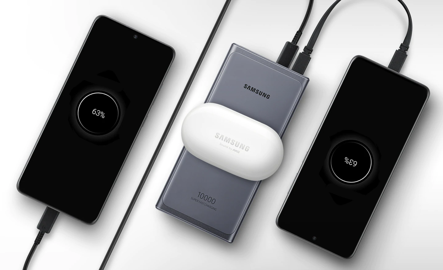 Samsung will sell two 25W fast-charging USB-C power banks for the Galaxy S20 (Update: US pricing) - Android Police