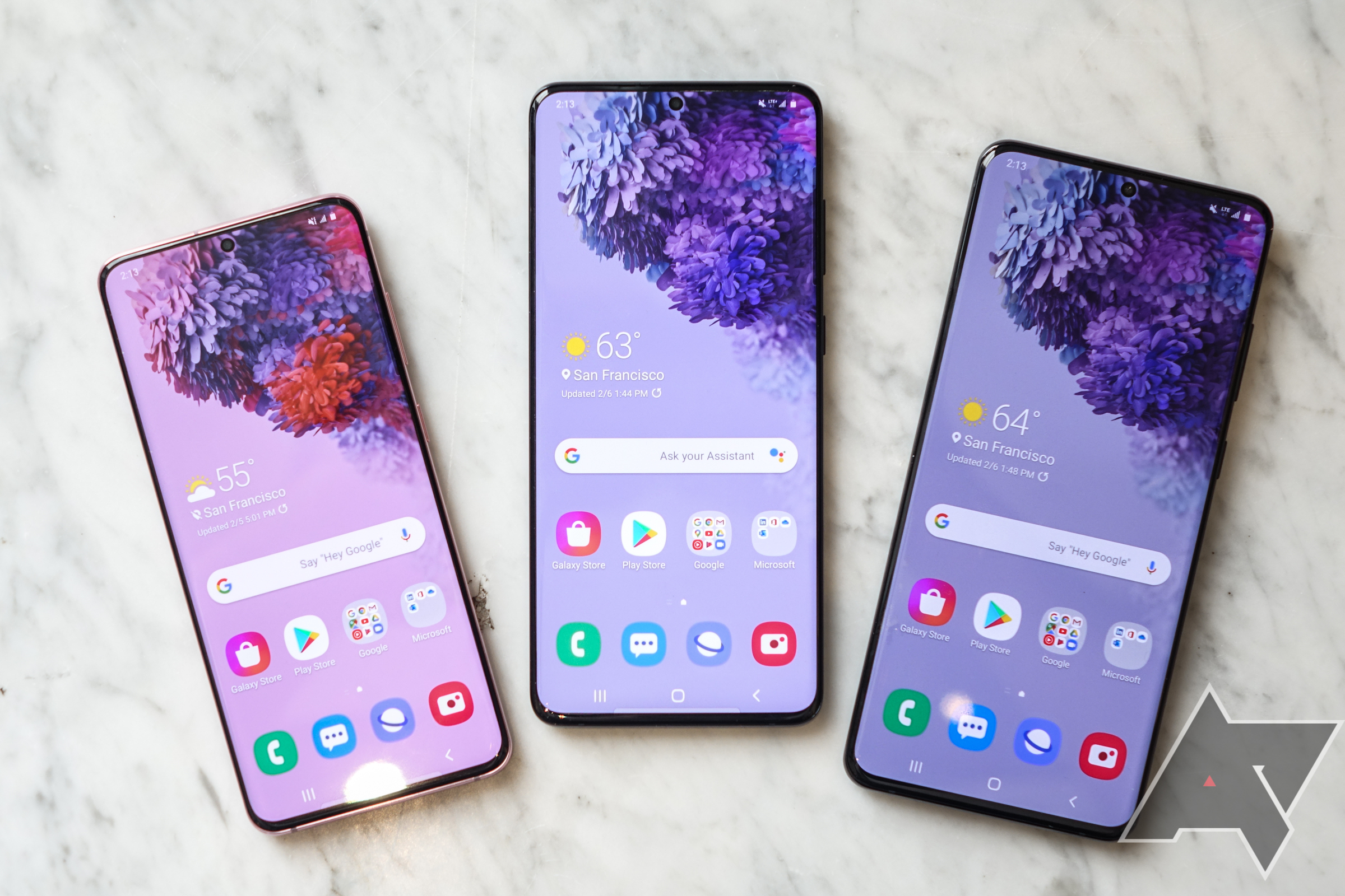 Galaxy S20 vs S20+ vs S20 Ultra: What's the difference?