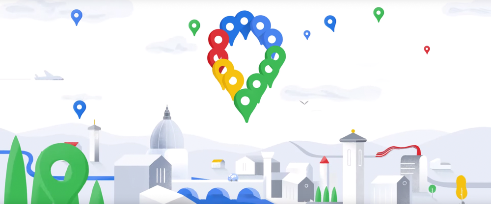 Google gifts Maps a new icon and redesigned interface for its 15th birthday (Update: Rolling out widely)
