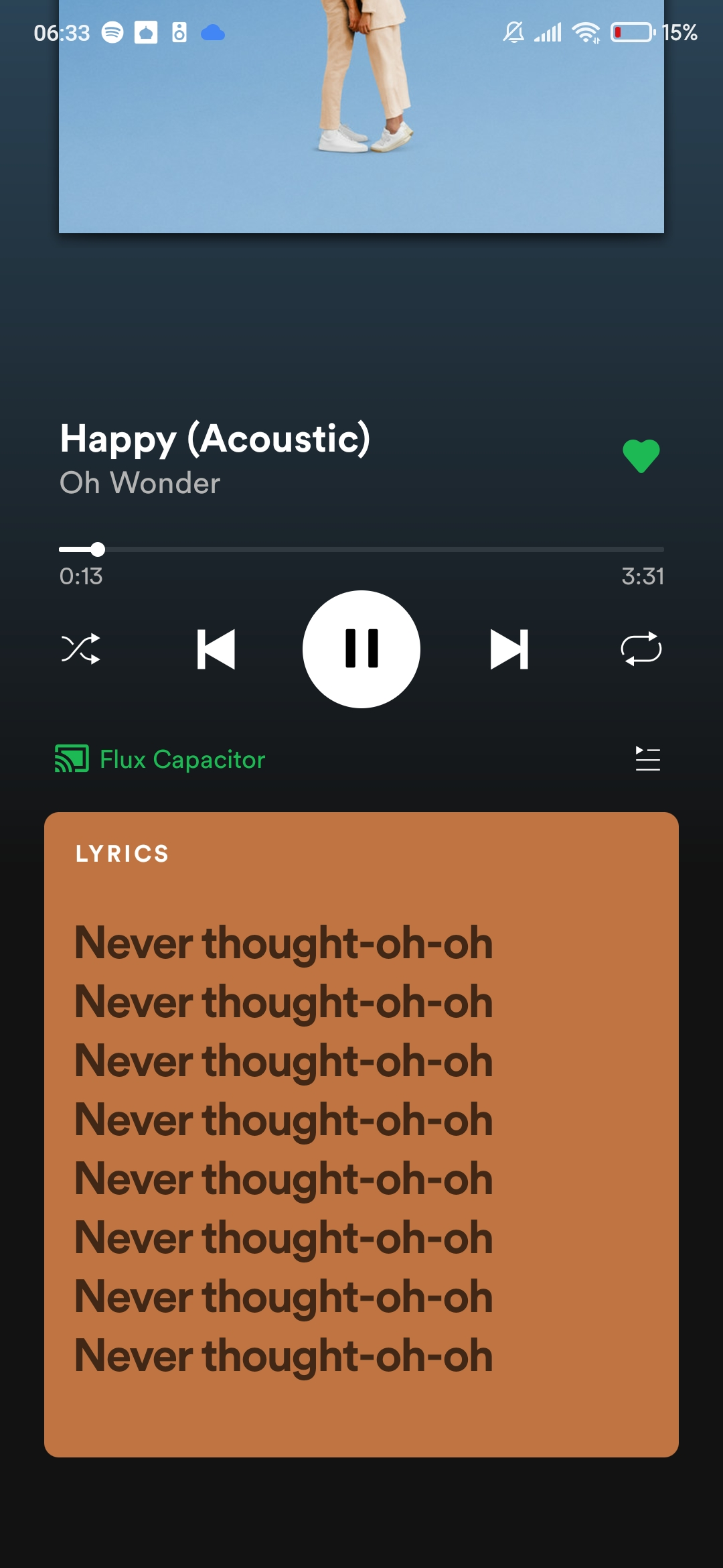 Spotify Finally Starts Showing Proper Complete Song Lyrics Synced With Music Update New Ui