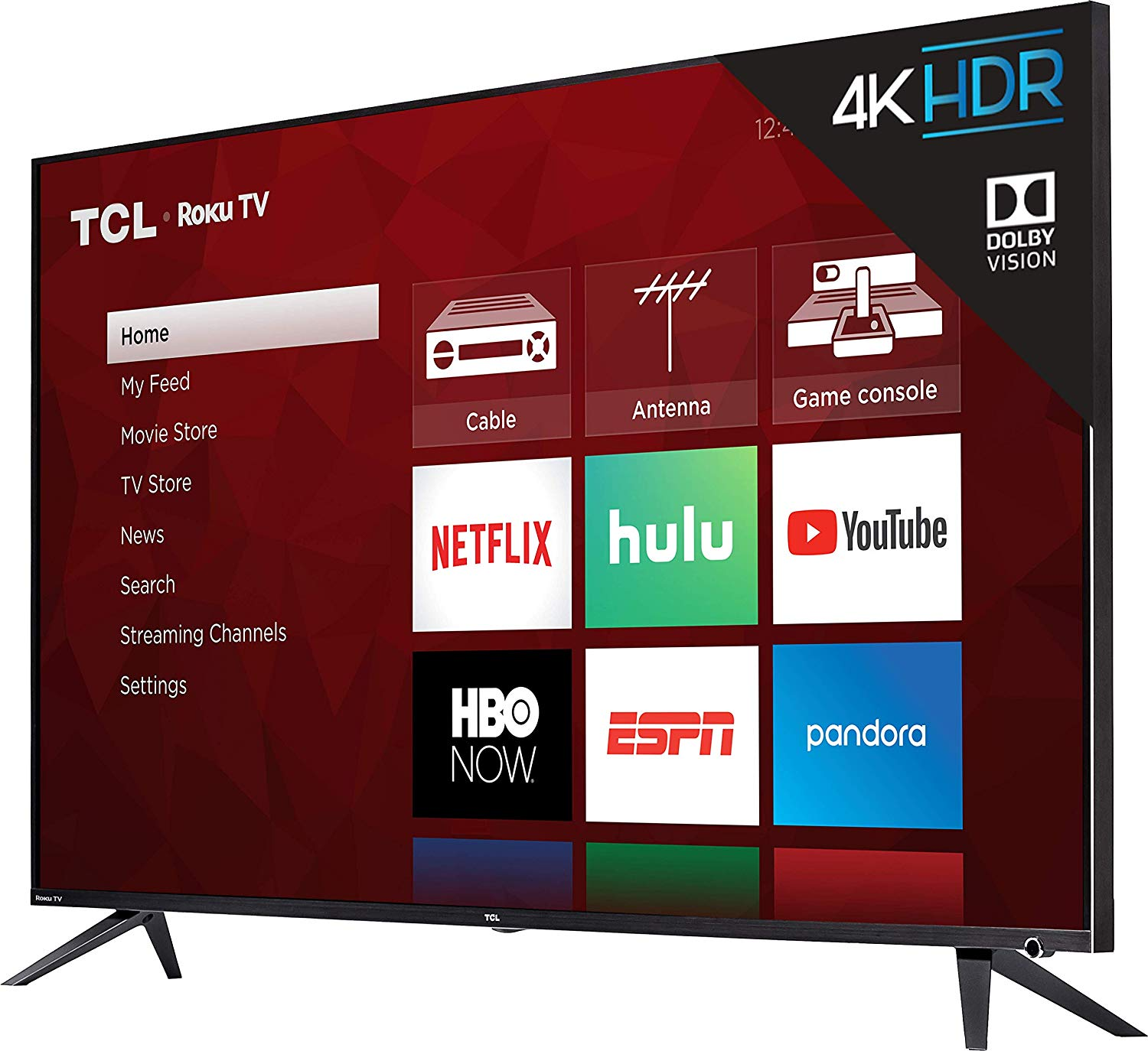 TCL 55-inch 4K Roku TV currently available for $479 ($50 off) - Android Police