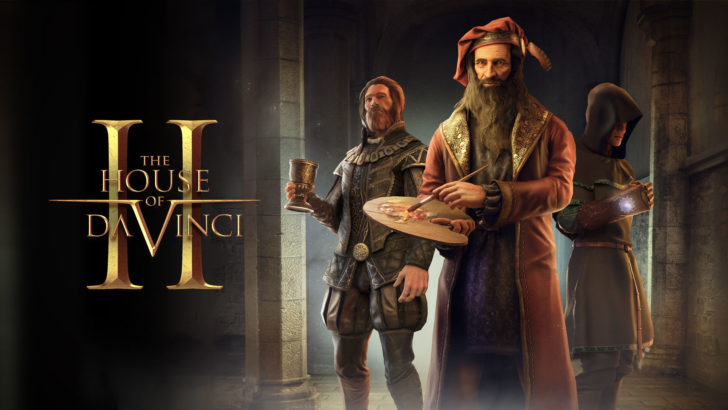 3D puzzle adventure The House of Da Vinci 2 is out on the Play Store