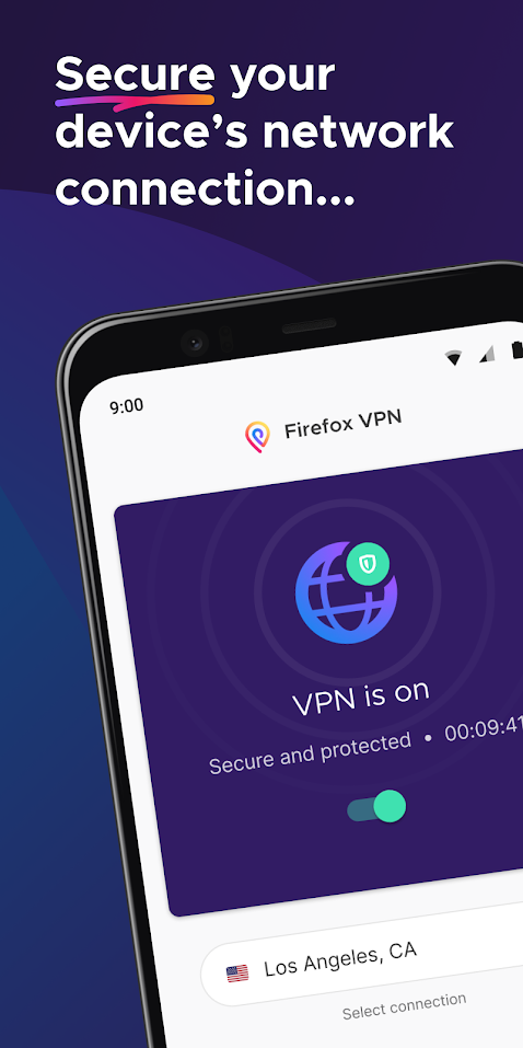 Firefox Releases Android App For Its Vpn Service