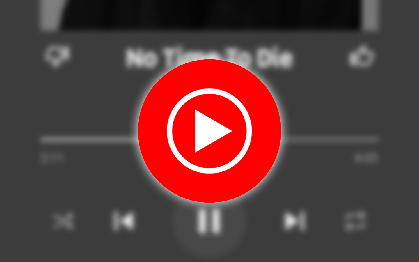 Youtube Music Tests New Now Playing Ui With Simpler Access To Lyrics Updated
