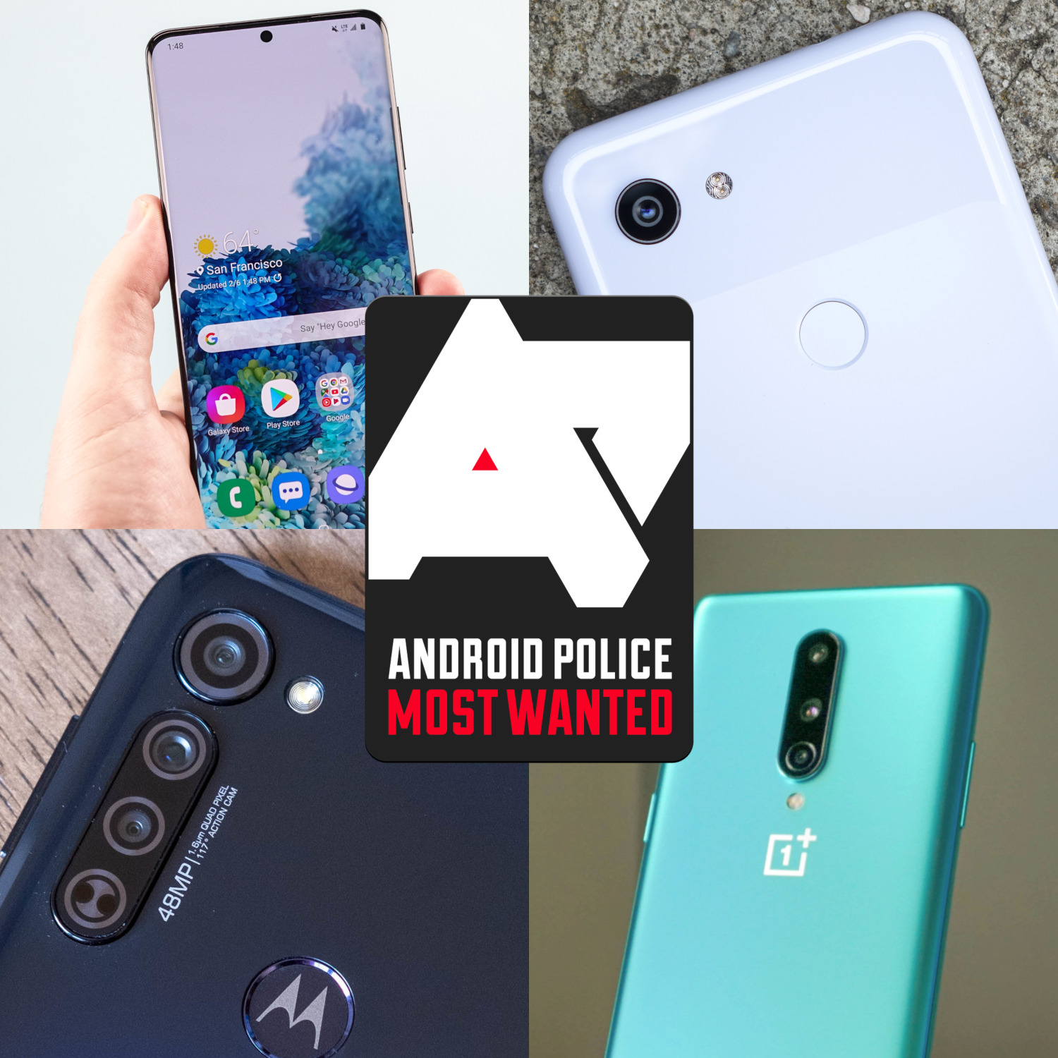 The best Android smartphones you can buy right now (Summer 2020)