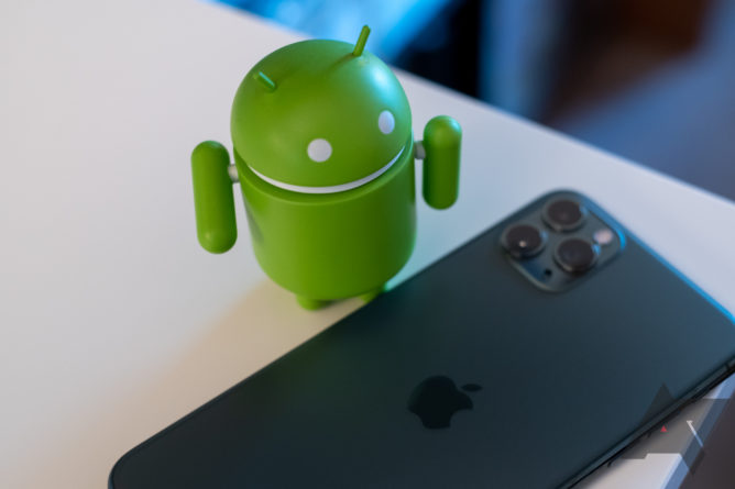 Android comes to the iPhone with Project Sandcastle