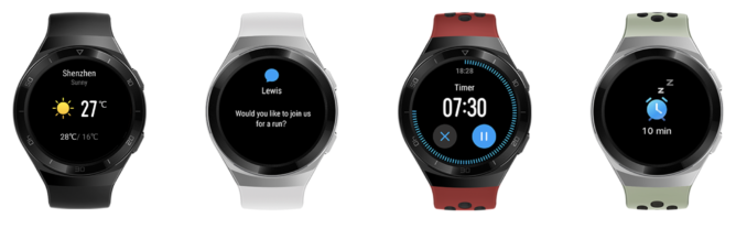 Huawei unveils fitness-oriented Watch GT2e smartwatch - Android Police