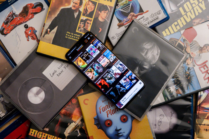 This app gives you free access to tons of movies via your local library