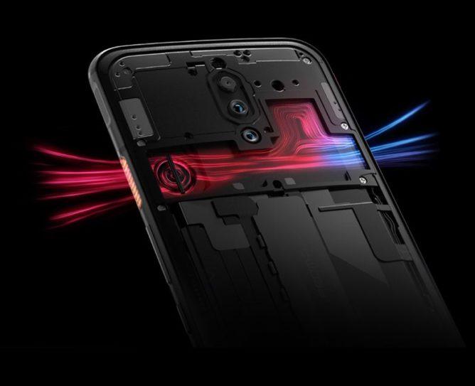 النوبة تعلن عن Red Magic 5G بشاشة 144 هرتز ومروحة تبريد (تحديث: الطلبات المسبقة) 1