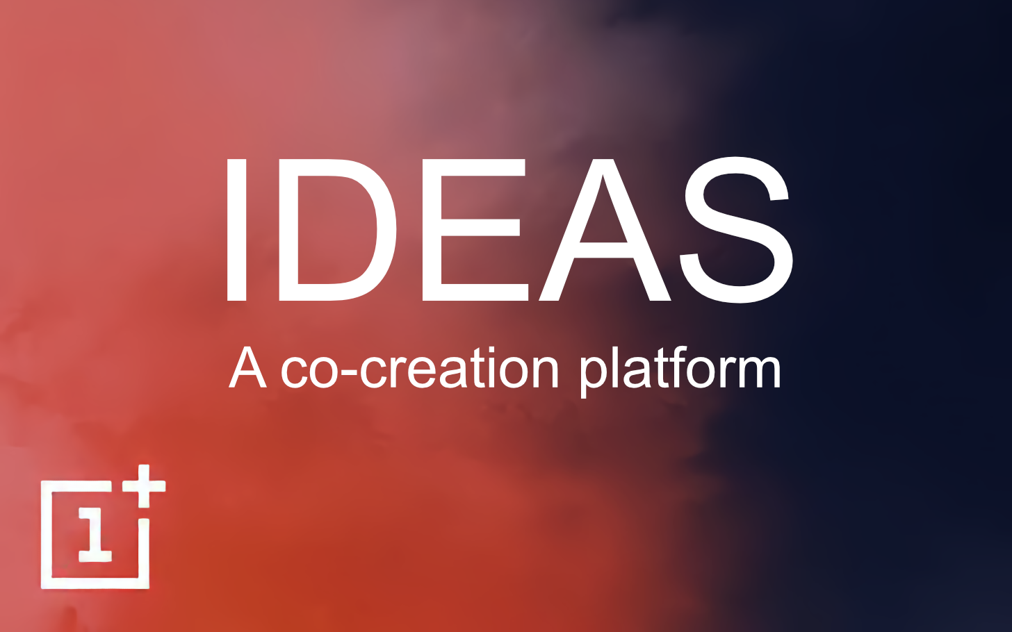 IDEA One PLUS