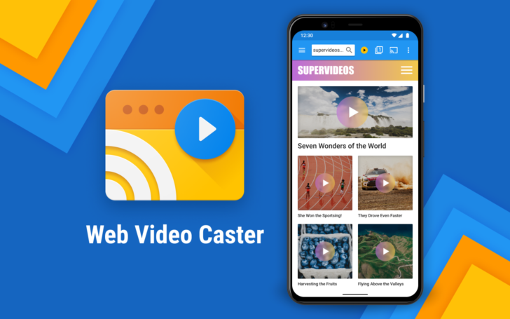 Web Video Caster® can stream videos from Android and iOS to your Chromecast, Roku, Apple TV, and many more (Sponsored)