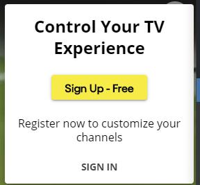 يحتوي هذا التطبيق على الكثير من العروض التلفزيونية والأفلام المباشرة المجانية على مدار 24 ساعة طوال أيام الأسبوع 1