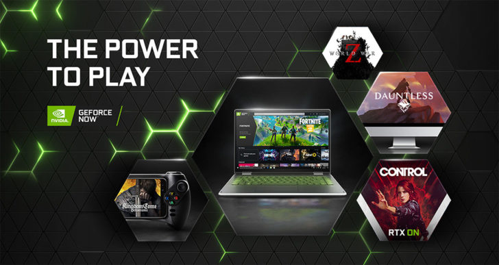 Nvidia GeForce Now gains 8 new titles as it switches to weekly new release schedule