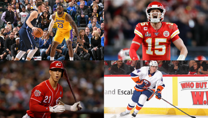 How to watch classic (and recent) NFL, NBA, NHL, and MLB games for free