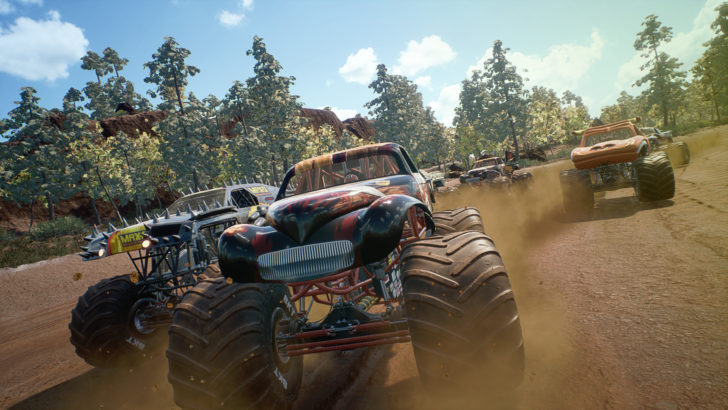 MotoGP20 and Monster Jam Steel Titans get ready to race their way onto Stadia