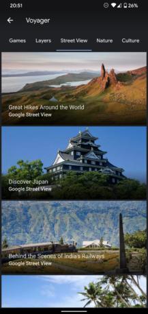 قد تكون الإجازة الافتراضية باستخدام Google Earth والتجوّل الافتراضي هي ما تحتاجه الآن 12
