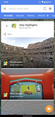 قد تكون الإجازة الافتراضية باستخدام Google Earth والتجوّل الافتراضي هي ما تحتاجه الآن 5