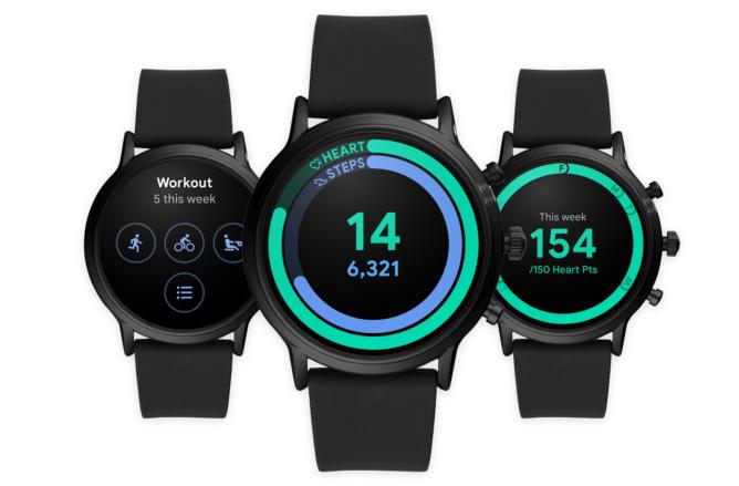 يضيف Google Fit بلاطًا جديدًا من Wear OS ، ويحدد أولويات عداد الخطوات ، ويحسن توصيات Heart Point 2
