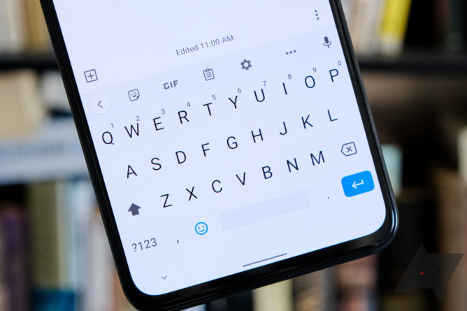 Weekend poll: What software keyboard do you use? - Android Police
