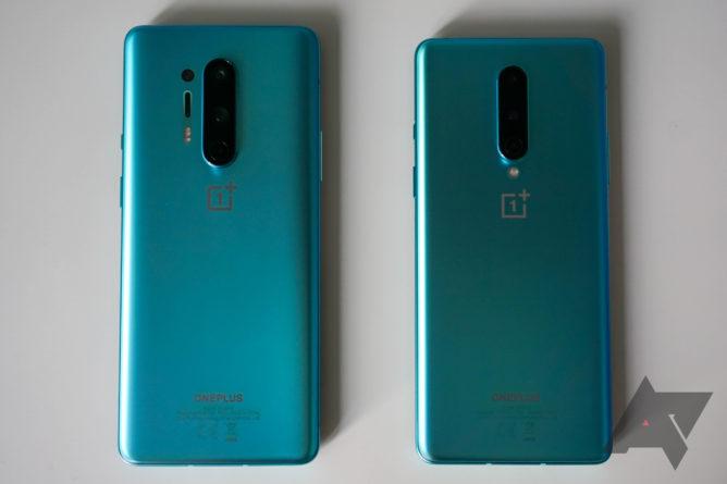 يتشابه OnePlus 8 و 8 Pro ، ولكن بالتأكيد ليس هو نفسه - إليك ما هو مختلف 9