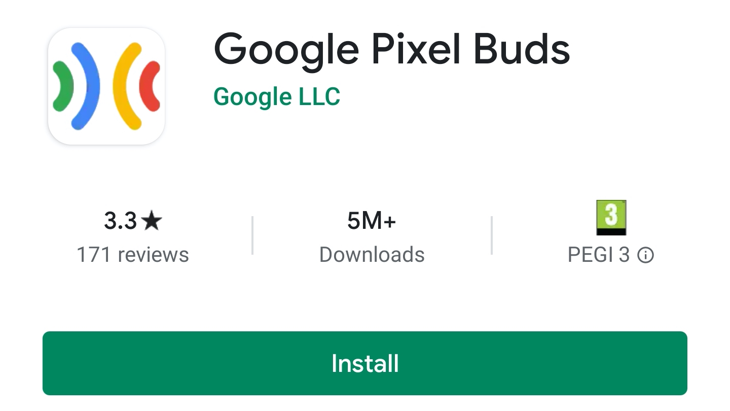 The Google Pixel Buds app is now live on the Play Store (APK Download) thumbnail
