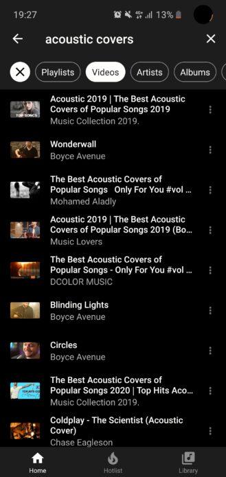 Screenshot 20200406 192735 YouTube Music