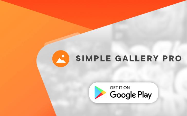 Simple Gallery Pro là trình quản lý hình ảnh cao cấp được tạo ra với ý định toàn vẹn (được tài trợ) 6