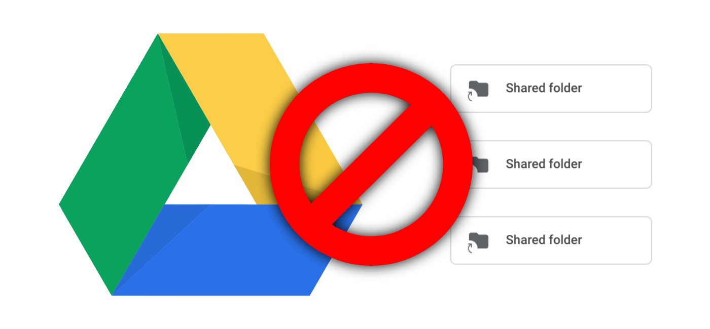 Google completely ruined shared folders in Drive - Android Police