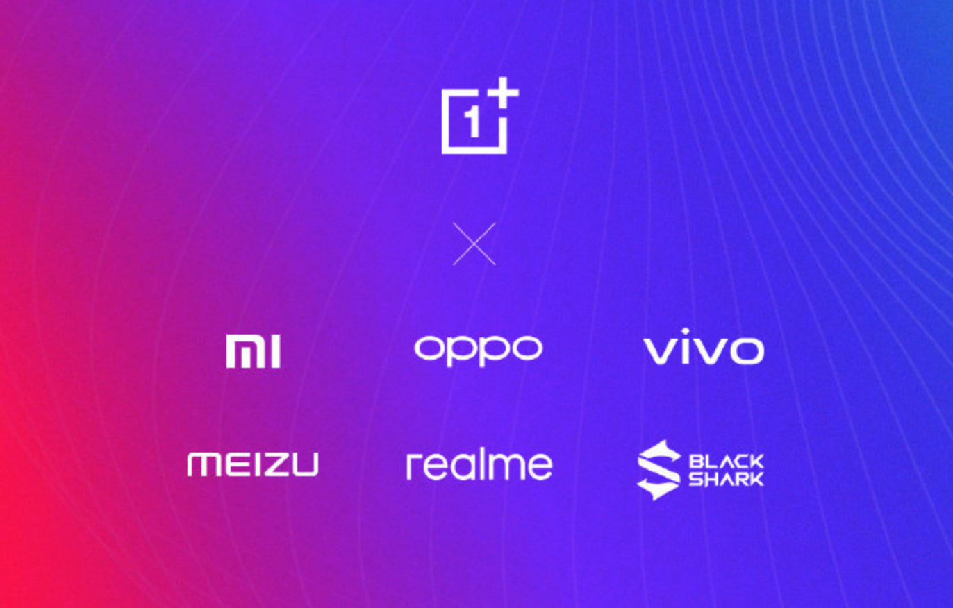 OnePlus, Black Shark, Realme, and Meizu join file-sharing Peer-to-Peer Transmission Alliance
