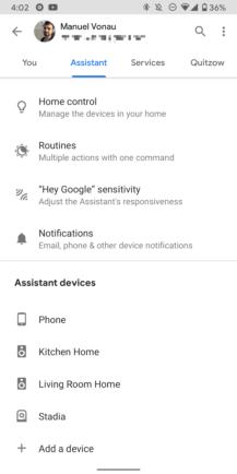 كيفية الحفاظ على بعض الخصوصية عند استخدام Google Assistant مكبر الصوت 3