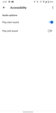 كيفية الحفاظ على بعض الخصوصية عند استخدام Google Assistant مكبر الصوت 5