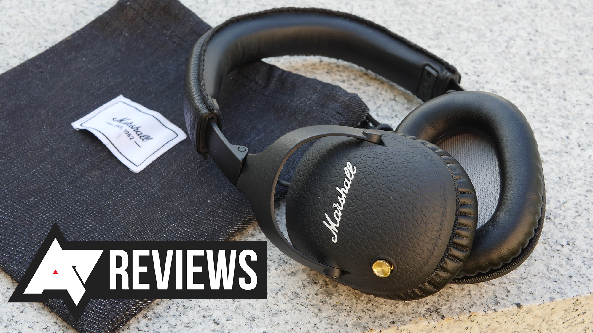 Marshall Monitor II A.N.C. review: Aggressive, confident styling with some key functional upgrades