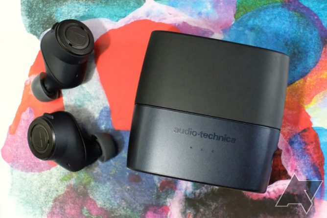 Audio-Technica ATH-ANC300TW earbuds review: Exceptional sound, questionable value 1
