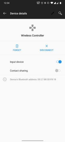 How one can use a PS4 controller on an Android cellphone or pill 11