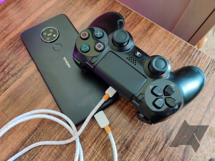 How one can use a PS4 controller on an Android cellphone or pill 12