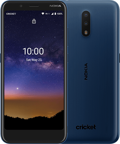 Nokia bringing three phones to Cricket Wireless, all under $200 Two of the same are pretty much the same with a price difference of $40