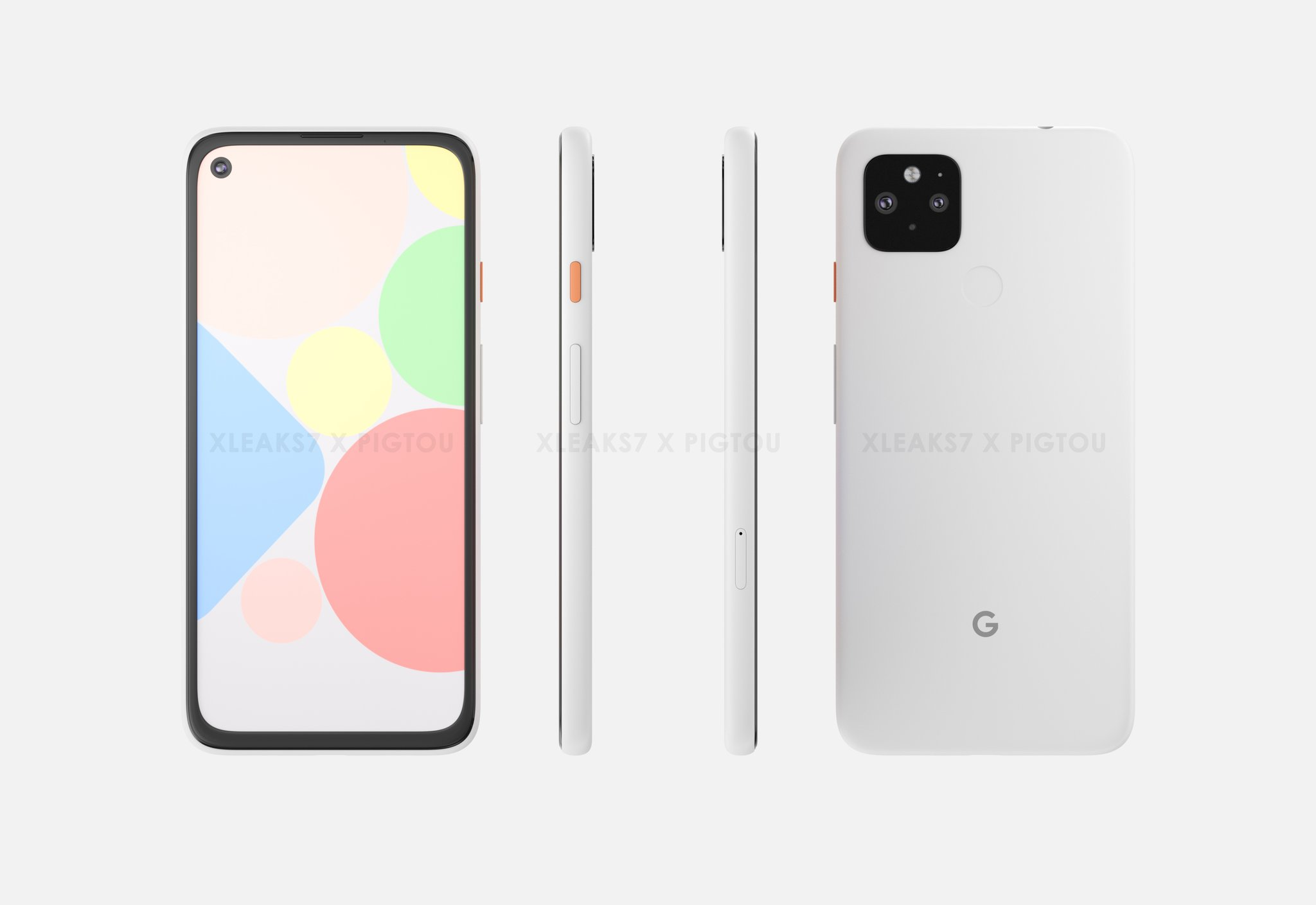 Here's what the canceled Google Pixel 4a XL would have looked like