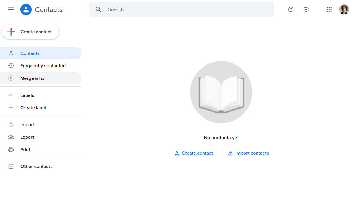 How To Restore Deleted Contacts In Google Contacts